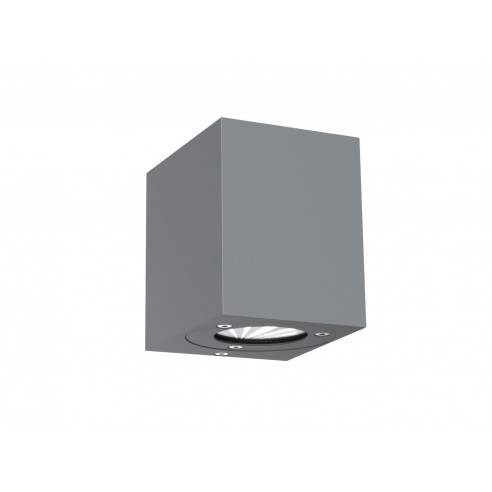 Nordlux Canto Kubi Outdoor Wall Light - Grey
