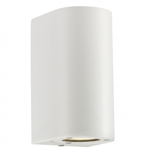 Nordlux Canto Maxi Outdoor Wall Light - White