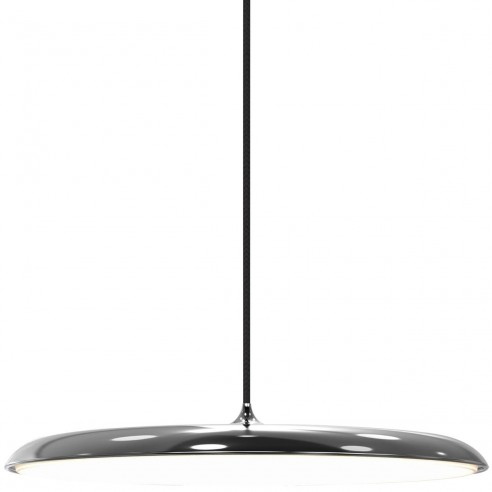 DFTP Nordlux Artist 40 LED Ceiling Pendant Light Silver 83093054