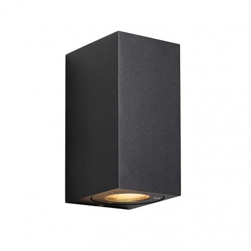 DFTP Nordlux Canto Maxi Kubi Wall Light Black 77531003