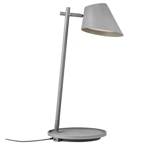 DFTP Nordlux Stay LED Table Lamp Grey 48185010