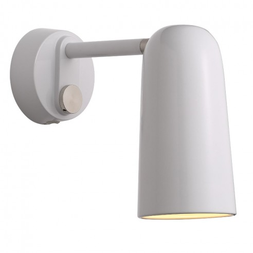 DFTP Nordlux Tippy Wall Light - White