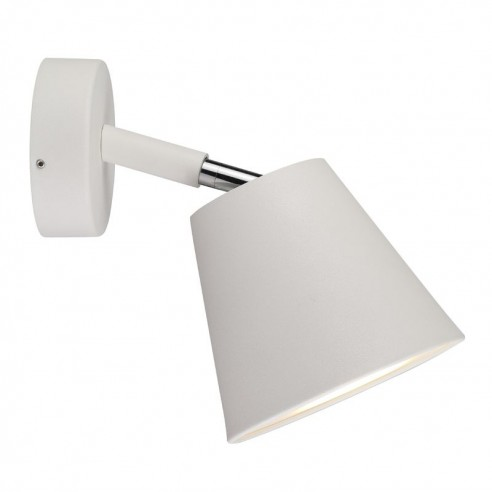 Nordlux IP S6 Wall Light With Shade - White