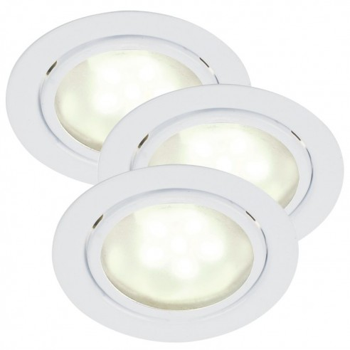 Nordlux Mercur 3-Kit LED Built-In - White