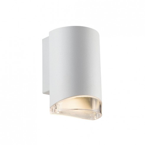 Nordlux Arn Outdoor Down Wall Light - White