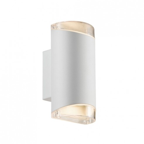 Nordlux Arn Outdoor Up/Down Wall Light - White