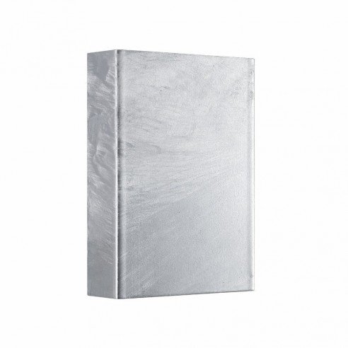 Nordlux Fold Outdoor Wall Light - Galvanised
