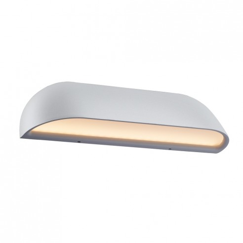 Nordlux Front 26 Outdoor LED Wall Light - White