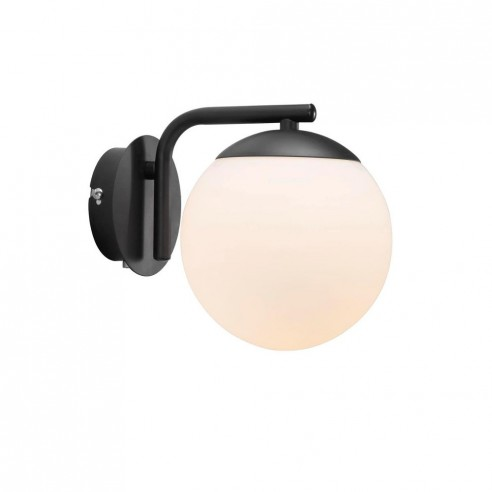 Nordlux Grant Wall Light Black 47091003