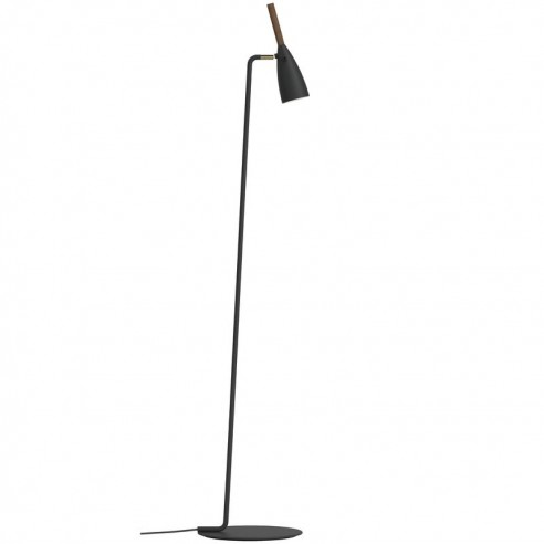 Nordlux Pure Floor Lamp GU10 - Black