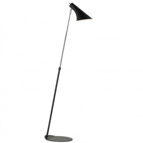 Nordlux Vanila Floor Lamp Black 72704003