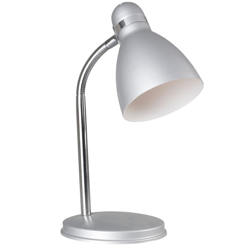 Nordlux cyclone flexible table lamp aluminium aloadofball