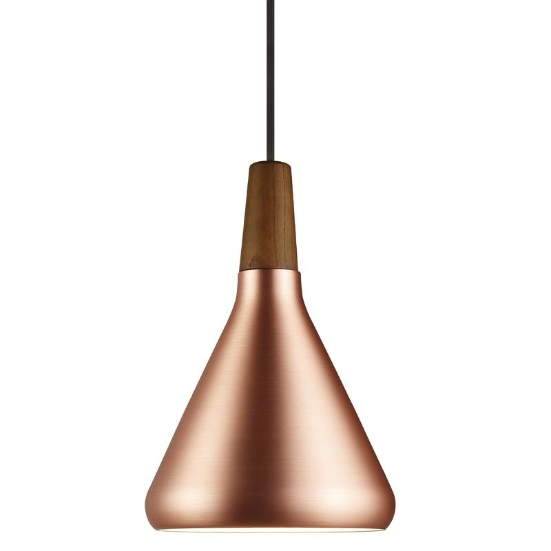 Nordlux Float 18 Ceiling Pendant Light - Brushed Copper - Pendant Lighting - Ceiling Lights