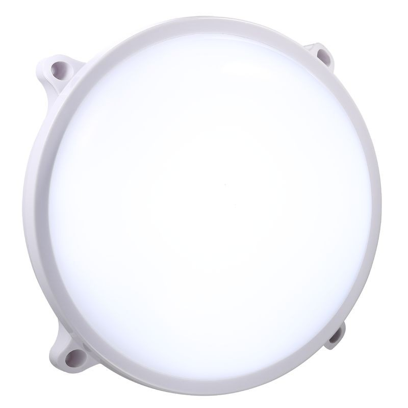 20w Led Wall Light: Nordlux Moon Round LED Wall Light 20W