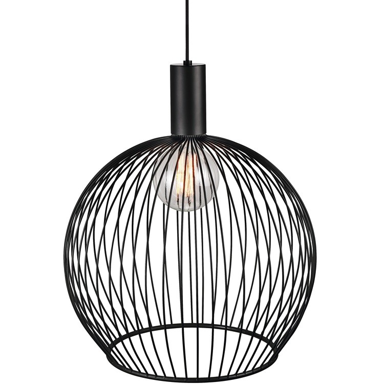 Dftp nordlux aver 50 ceiling pendant light black nordlux aver 50 ceiling pendant light black aloadofball Image collections