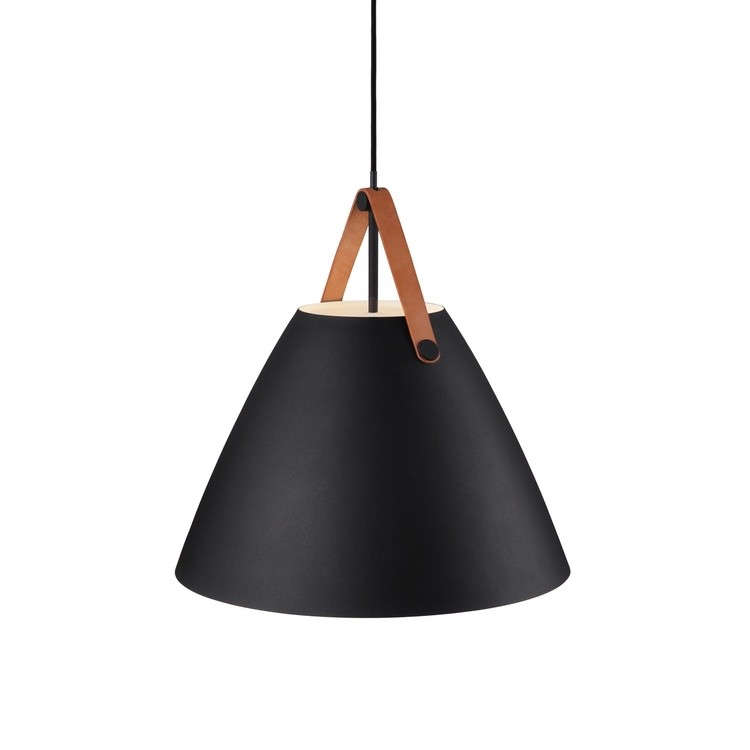 Dftp Nordlux Strap 48 Ceiling Pendant Light Black