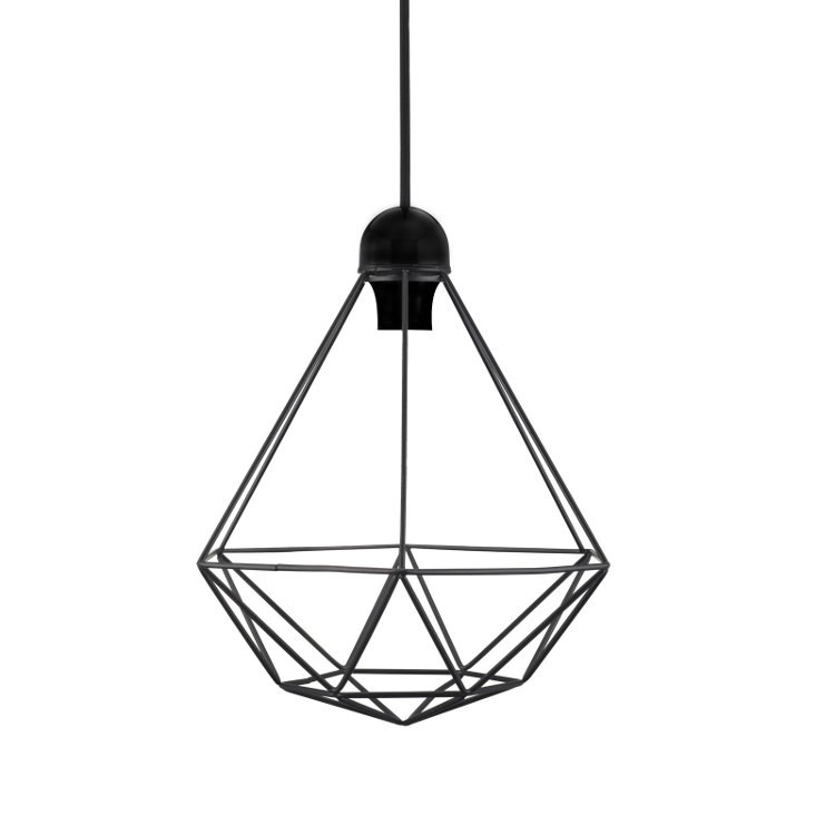 Nordlux tees cage ceiling pendant light black mozeypictures Images