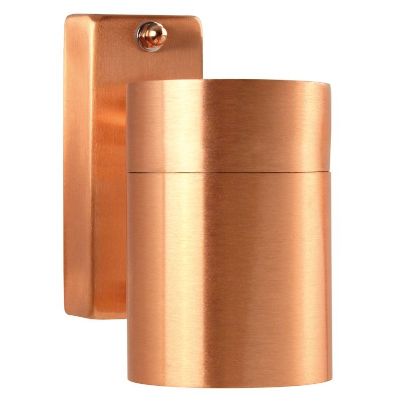 Nordlux Tin Single Outdoor Wall Light Copper