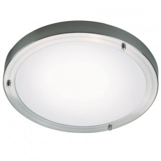 Nordlux Ancona Maxi G9 Ceiling Light - Brushed Steel