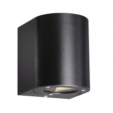 Nordlux Canto Outdoor LED Wall Light - Black
