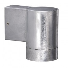 Nordlux Castor Maxi Single Wall Light - Galvanised