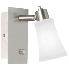Nordlux Gibraltar Dimmable Wall Spotlight - White