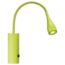 Nordlux Mento 3W Flexible LED Wall Light - Green