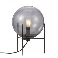 Nordlux Alton Table Lamp Smoke Glass 47645047
