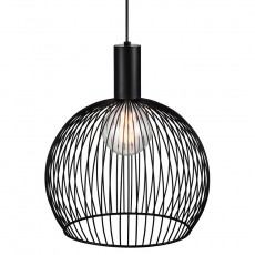 Nordlux Aver 40 Ceiling Pendant Light - Black