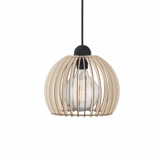 Nordlux Chino 25 Ceiling Pendant Light - Wood