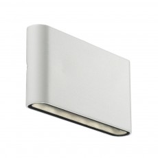 Nordlux Kinver Outdoor LED Wall Light - White
