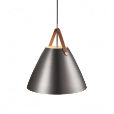 Nordlux Strap 48 Ceiling Pendant Brushed Steel