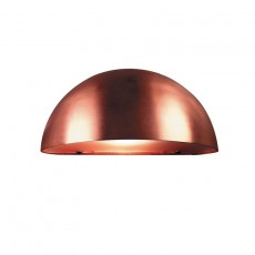 Nordlux Scorpius Maxi E27 Outdoor Wall Light - Copper