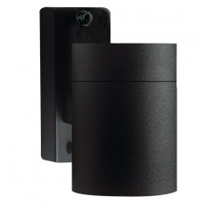Nordlux Tin Single Outdoor Wall Light - Black