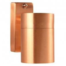 Nordlux Tin Single Outdoor Wall Light - Copper