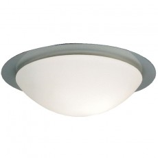 Nordlux UFO Maxi Ceiling Light - Brushed Steel