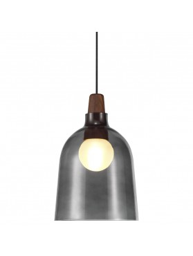 DFTP Nordlux Karma 24 Pendant Light - Smoke Glass