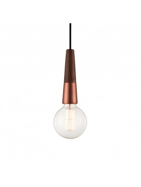 Nordlux Stripped Ceiling Pendant Copper