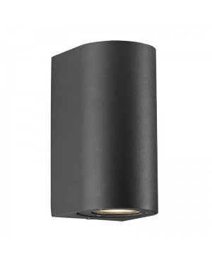Nordlux Canto Maxi Outdoor Wall Light - Black