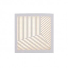 DFTP Nordlux Maze Straight LED Wall Light White 46871001