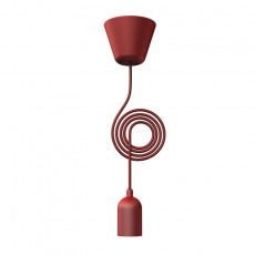 Nordlux Funk Ceiling Suspension - Red