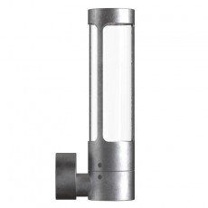 Nordlux Helix Outdoor LED Wall Light - Galvanised