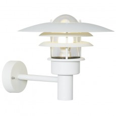 Nordlux Lonstrup 32 Outdoor Wall Light - White