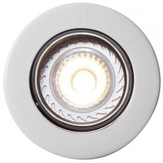 Nordlux Mixit Pro Built-In GU10 Downlight - White