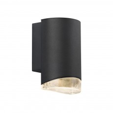 Nordlux Arn Outdoor Wall Down Light - Black