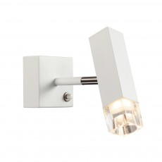 Nordlux Caddo LED Wall Light - White