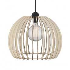 Nordlux Chino 40 Ceiling Pendant Light - Wood