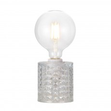 Nordlux Hollywood Table Lamp Clear Glass 46645000