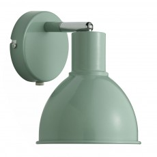 Nordlux Pop Retro Wall Light - Light Green