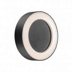 Nordlux Teton LED Wall & Ceiling Light - Black